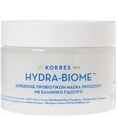 Korres - Hydration - Hydra-Biome Probiotic Superdose Face Mask