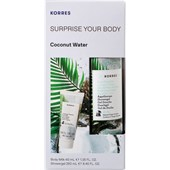 Korres - Body care - Coconut Water Gift Set