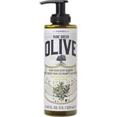 Korres - Körperpflege - Hand Wash Olive Blossom