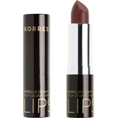 Korres - Lippen - Morello Creamy Lipstick