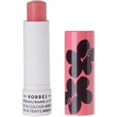 Korres - Lip care - Care & Color Lip Balm