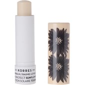 Korres - Lip care - Sunflower Sun Protect Lip Balm SPF 20