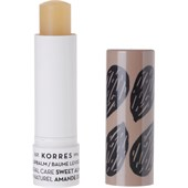 Korres - Læbepleje - Sweet Almond Oil Lip Balm