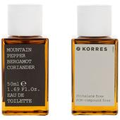 Korres - Mountain Pepper, Bergamot, Coriander - Mountain Pepper Bergamot Coriander Eau de Toilette Spray
