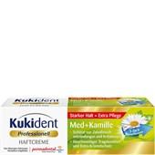 Kukident - Prothesenpflege - Haftcreme Med+Kamille