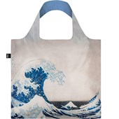 LOQI - Bags - Katsushika Hokusai The Great Wave Recycled Bag