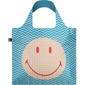 LOQI - Bags - Bag Smiley Geometric Recycled