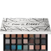 L.O.V. - Ögon - Dare To Dare! Eyeshadow Palette