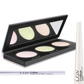 L.O.V - Occhi - Lovillusion Holographic Make-up Set