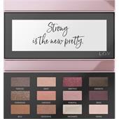 L.O.V - Augen - The Rose x Copper Eyeshadow Palette