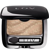 L.O.V - Augen - Unexpected Eyeshadow Pearly