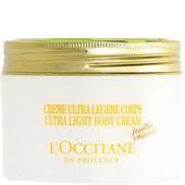 L'Occitane - Bergamotte - Extrem leichte Körpercreme