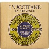 L'Occitane - Karité - Lemon-Verveine Shea Verbena Extra-Gentle Soap