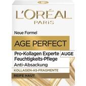 L'Oréal Paris - Age Perfect - Pro Kollagen Experte Straffende Augencreme