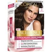L'Oréal Paris - Excellence - Crème 3 Dunkelbraun