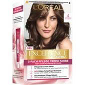 L'Oréal Paris - Excellence - Crème 4 Mittelbraun
