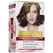 L'Oréal Paris - Excellence - Crème 5.3 Helle Kastanie