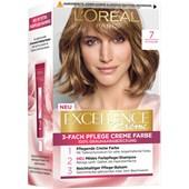 L'Oréal Paris - Excellence - Crème 7 Mittelblond