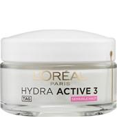 L'Oréal Paris - Hydra Active - Hydra Active 3 sensible Haut