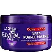 L'Oréal Paris - Masks & Cream - Colour Protect Intensive Purple Mask