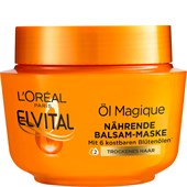 L'Oréal Paris - Masken & Crème - Öl Magique Intensivkur Nährende Balsam-Maske
