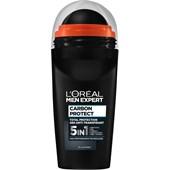 L'Oréal Paris Men Expert - Déodorants - Carbon Protect Deodorant Roll-On 4in1
