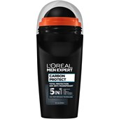L'Oréal Paris Men Expert - Deodorants - Carbon Protect Deodorant Roll-On 4in1