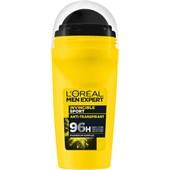 L'Oréal Paris Men Expert - Deodorants - Invincible Sport Anti-Transpirant Deodorant Roll-On