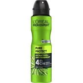 L'Oréal Paris Men Expert - Deodorants - Pure Protect Deodorant Spray