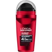 L'Oréal Paris Men Expert - Deodorants - Ultimate Control Anti-Transpirant Deodorant Roll-On