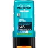 L'Oréal Paris Men Expert - Duschgele - Cool Power Ice Effekt Duschgel