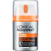 L'Oréal Paris - Facial care - Hydra Energetic Comfort Max Moisturiser Anti-Dryness