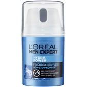 L'Oréal Paris Men Expert - Gesichtspflege - Hydra Power Feuchtigkeitspflege Non-Stop Komfort