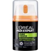 L'Oréal Paris Men Expert - Gesichtspflege - Pure Power Feuchtigkeitspflege Anti-Hautreinheiten