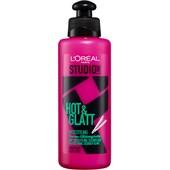 L'Oréal Paris - Studio Line - Seide & Glanz - Hot Glatt-Creme