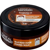 L'Oréal Paris Men Expert - Haarstyling - Slicked Hair Fixing Wax