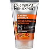 L'Oréal Paris Men Expert - Hydra Energy - Erfrischendes Waschgel