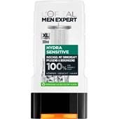 L'Oréal Paris Men Expert - Hydra Sensitive - Sprchový gel s březovým extraktem