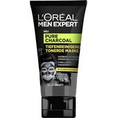 L'Oréal Paris Men Expert - Pure Charcoal - Tiefenreinigende Tonerde Maske