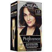 L'Oréal Paris - Préférence - 3.12 Intensives Kühles Dunkelbraun