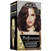 L'Oréal Paris - Préférence - 4.15 Intensives Mittelbraun