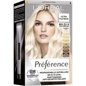 L'Oréal Paris - Préférence - 8 Ultralicht platinablond