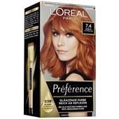 L'Oréal Paris - Préférence - Kupferblond Haarfarbe