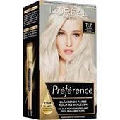 L'Oréal Paris - Préférence - Ultralys kølig krystal-blond Farve 11.11. Island