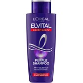 L'Oréal Paris - Shampoo - Color Glanz Purple Shampoo