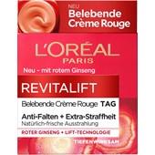 L'Oréal Paris - Dag & Nacht - Verkwikkende Crème Rouge dagverzorging