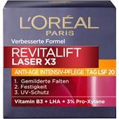 L'Oréal Paris - Tag & Nacht - Laser X3 Anti-Age Intensiv Tagespflege LSF 20