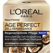 L'Oréal Paris - Tag & Nacht - Zell Renaissance Regenerierendes Nachtpflege