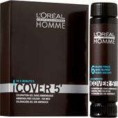 L'Oreal Professionnel - Homme - Cover5' Grey Blending 3 x 50 ml