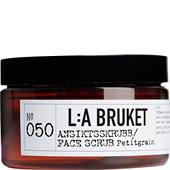 La Bruket - Reinigung - Nr. 050 Face Scrub Petitgrain
